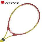 カルフレックス CALFLEX 硬式テニスラケット 張り上げ済み ジュニア JRラケット 21インチ CAL-21-3 メンズ レディース