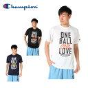 チャンピオン Champion バスケットボールウェア 半袖シャツ メンズ プラクティスTシャツ E-MOTION イーモーション C3-PB319