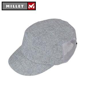 ミレー MILLET キャップ 帽子 メンズ レディース ランドネ メッシュ ワーク キャップ MIV01710 4809