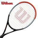 ウイルソン 硬式テニスラケット 張り上げ済み ジュニア CLASH 26 クラッシュ26 WR009010S Wilson その1