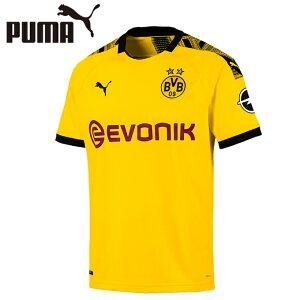 プーマ サッカーウェア レプリカシャツ メンズ ドルトムント BVB SS ホーム 半袖 ユニフォーム 755737 01 PUMA
