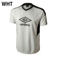 アンブロ サッカーウェア 半袖シャツ ジュニア TRジュニア用半袖プラクティスシャツ UUJPJA59 UMBRO