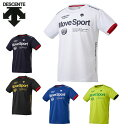 デサント スポーツウェア 半袖 メンズ Tシャツ DMMPJA60 DESCENTE