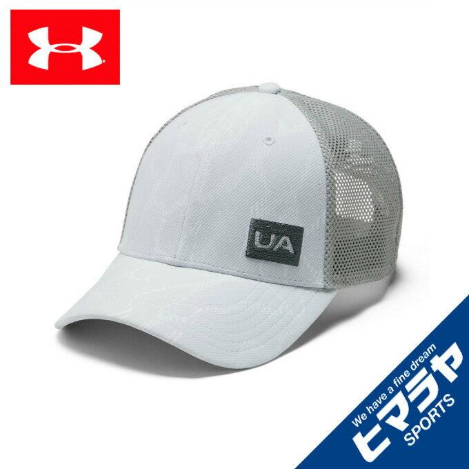 アンダーアーマー帽子キャップメンズUAブリッツィングトラッカー3.01305039-014UNDERARMOUR
