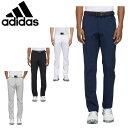 アディダス ゴルフウェア ロングパンツ メンズ EX STRETCH ACTIVE パンツ GLD22 adidas