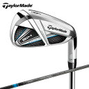 テーラーメイド TaylorMade ゴルフクラブ アイアンセット 5本組 メンズ SIM MAX アイアン TENSEI BLUE TM60 CARBON SIM MAX 5I TENSEI-..