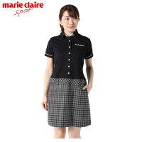マリクレール marie claire ゴルフウェア ワンピース レディース 710406-H