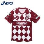 アシックス サッカーウェア レプリカシャツ メンズ レディース ヴィッセル神戸 2103A008 asics