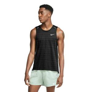 ナイキ ランニングウェア Tシャツ ノースリーブ メンズ DF マイラー タンクトップ CU5983-010 NIKE