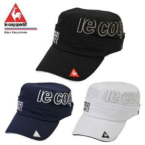 ルコック le coq sportif ゴルフ キャップ メンズ 2WAYドゴールキャップ QGBQJC03