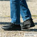 ビーシーアール チャッカブーツ BCR ブーツ メンズ 黒 ブラック 赤 バーガンディ 茶 ブラウン キャメル BC-734 靴 シューズ ショート おしゃれ 人気 メンズ カジュアル