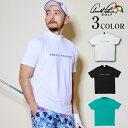 アーノルドパーマー arnold palmer ゴルフウェア 半袖シャツ メンズ モックネック半袖シャツ AP220101K02