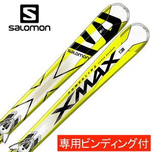 サロモン(salomon) スキー板・セット金具付 X-MAX+XT12 TI 【15-16 …