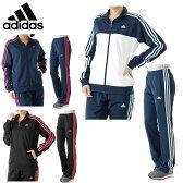 アディダス adidasトレーニングウェア レディース 上下セットトレーニングシャツ+トレーニングパンツDME46+DME45