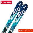 アトミック ATOMICスキー板 セット金具付BLUESTER FW ARC +XTO10【15-16 2016モデル】