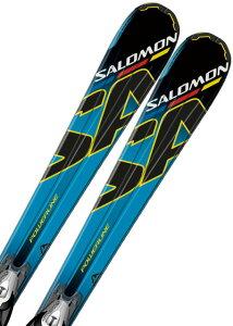 2012-13モデル2013年モデルサロモン(SALOMON)スキー板(ビンディング付)24 J-KART + Z10L326...