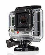 世界で最も多目的なカメラGoPro(ゴープロ)多目的カメラHERO3 White Editionホワイトエディシ...