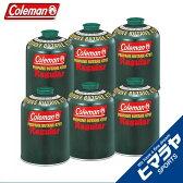 コールマン ( Coleman ) ガスカートリッジ 純正LPガス燃料[Tタイプ]470g(6個) 5103A470T