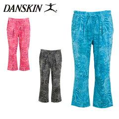 ダンスキン (DANSKIN)ダンスキン(DANSKIN) GYM-PANクロップ DB45130P フィットネスウェア パ...