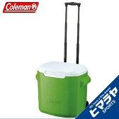 コールマン Coleman クーラーボックス ホイールクーラー/28QT グリーン 2000010491