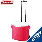 コールマン Coleman クーラーボックス ホイールクーラー/28QT ピンク 2000010028