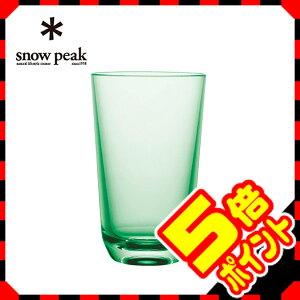 スノーピーク(SNOWPEAK)スノーピーク(SNOWPEAK) クラルテ タンブラー・クリアグリーン TW-2...