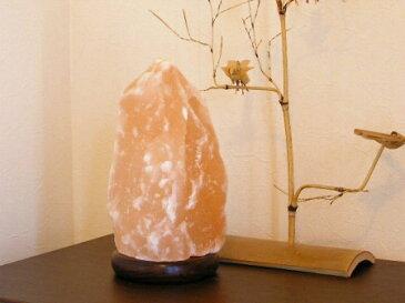 【送料無料】ナチュラル岩塩ランプ3-5kg