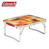 【5のつく日は5%OFFクーポンでお得にお買い物】コールマン アウトドアテーブル 小型テーブル ナチュラルモザイクミニテーブルプラス 2000026756 coleman od