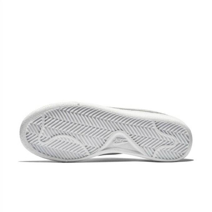 【期間限定8%OFFクーポン発行中】 ナイキ スニーカー レディース Court Royale SL Shoe コート ロイヤル SL 844896-100 カジュアル シューズ 靴 ウォーキング 白 通学 NIKE run