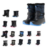 ビジョンピークス VISIONPEAKS 冬靴 ジュニア スノーブーツ 8VP132001-JR run