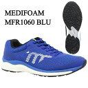 メディフォーム MEDIFOAM ランニングシューズ メンズ MFR1060 MFR1060 BLU run