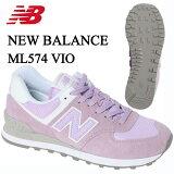 ニューバランス スニーカー レディース WL574 WL574ESD B new balance run