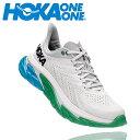 ホカ オネオネ HOKA ONEONE ランニングシューズ メンズ 20FW CLIFTON クリフトン EDGE 1110510 NCGR run