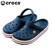 【店内全品対象5%OFFクーポン発行中】 クロックス crocs サンダル メンズ・レディスクロックバンドC11016-410 sc