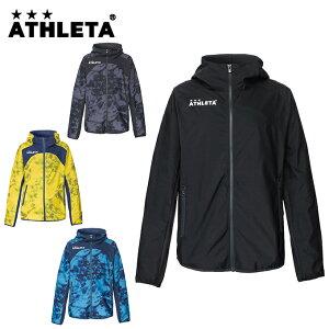 アスレタ ATHLETA ウインドブレーカージャケット ジュニア ストレッチトレーニングJK 04124J sc