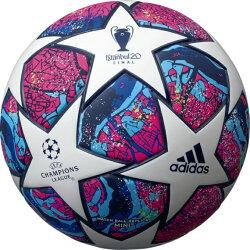 アディダス 練習球 サッカー ボール ball サイン フィナーレイスタンブール ミニ AFMS1400IS adidas sc
