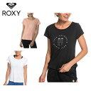 ロキシー ROXY Tシャツ 半袖 レディース 防臭 速乾 LAST DANCE TEE ラスト ダンス ティー ERJKT03507 sw