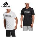 アディダス(adidas) Tシャツ メンズ 半袖 CORE コア リニアグラフィックTシャツ メンズ FSR29 スポーツウェア トレーニング ジム 綿 sw