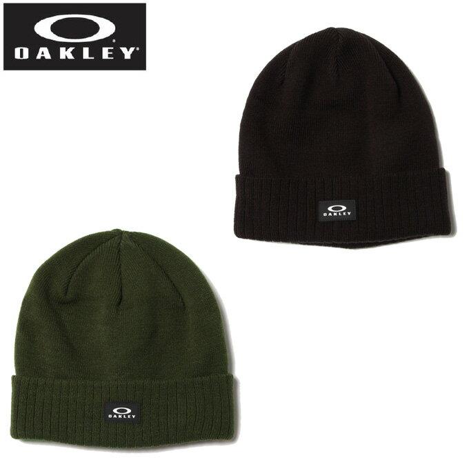 メンズ帽子, ニット帽  Beanie Ribbed 2.0 900258 OAKLEY sw