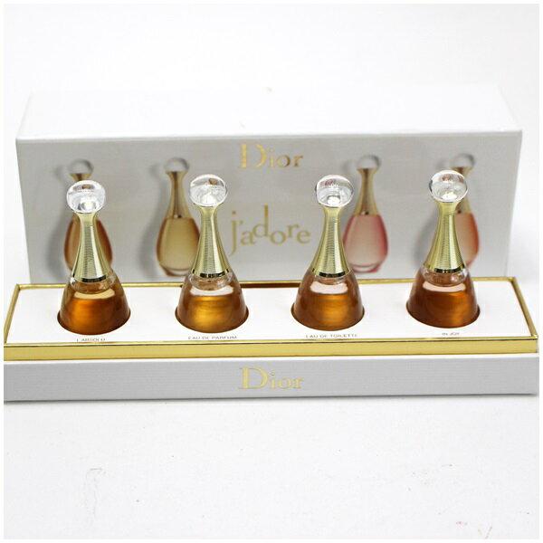 美容・コスメ・香水, 香水・フレグランス  4 45ml Christian Dior jadore EDPEDT BT