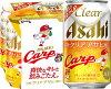 【アサヒ】クリアアサヒがんばれ!広島東洋カープ缶350ml×24本【2017年】