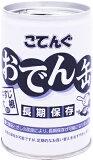 【天狗缶詰】おでん缶 牛すじ大根 長期保存 280g