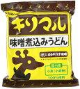 【小笠原製粉】キリマル 味噌煮込みうどん1食詰
