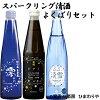 【ひまわりや】スパークリング清酒よくばりセット300ml×3種各4本