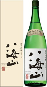 【八海山】純米大吟醸酒 1800ml