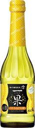 【宝酒造】松竹梅 白壁蔵 澪 一果 バナナのような香り 210ml×12本