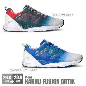 カルフ メンズ スニーカー フュージョンオルテックス シューズ 靴 KARHU FUSION ORTIX