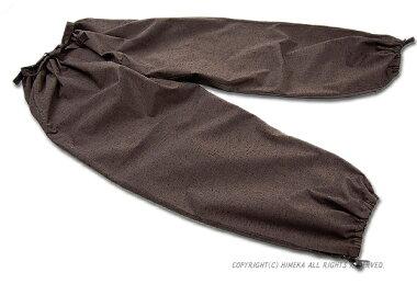 『国産』久留米絣織作務衣綿100%全7色