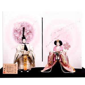 Hina Doll Standing Hina [Yuka Heian Hanagoro] Cute and compact