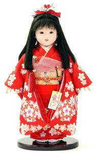 【送料無料】平成22年度 新作市松人形雛人形 ひな人形 市松人形 童人形 浮世人形 人形のみ 10号...